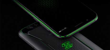Xiaomi marca nova data para voltar a vender seu smartphone gamer Black Shark