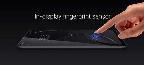 Variante do Xiaomi Mi 8 com leitor de digitais na tela aparece em fotos