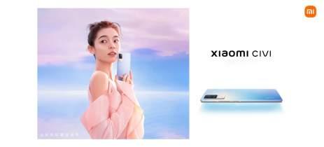 Xiaomi Civi: novo smartphone traz Snapdragon 778G, tela de 120Hz e design refinado