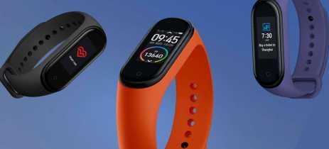 Xiaomi já está trabalhando na Mi Band 5, revela fabricante da smartband