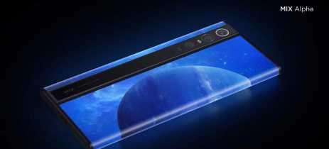 Xiaomi Mi Mix Alpha está pronto para produção em massa