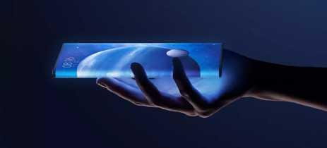 Nova patente da Xiaomi mostra aparelho com tela infinita e câmera in-display