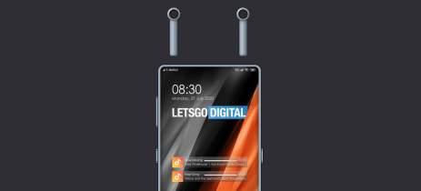 Xiaomi patenteia design de smartphone com fones de ouvido sem fio embutidos