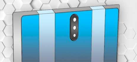 Smartphone dobrável da Xiaomi deve vir com câmera tripla, revelam vazamentos