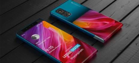 Xiaomi registra patente de celular slider com tela na traseira