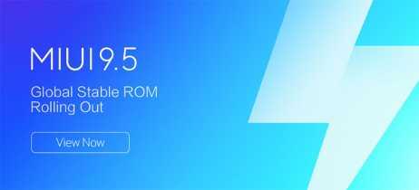 Xiaomi divulga lista de dispositivos que vão receber atualização MIUI 9.5