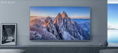 Xiaomi lança na Europa Mi TV 4S de 65 polegadas com tela 4K HDR