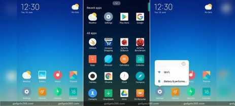 Interface MIUI 11 da Xiaomi finalmente recebe gaveta de aplicativos