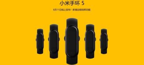 Mi Band 5 chega dia 11 de junho, confirma Xiaomi