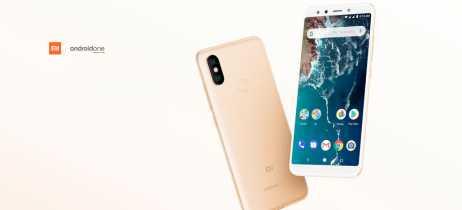 Versão do Xiaomi Mi A2 para Índia terá tecnologia melhorada de carregamento rápido