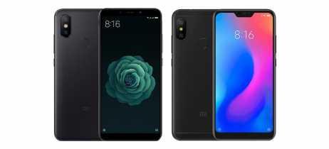 Aguardados Xiaomi Mi A2 e A2 Lite começam a ser vendidos antes do lançamento