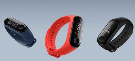 Mi Band 3 NFC, smartwatch da Xiaomi deve chegar ao mercado até o fim de setembro