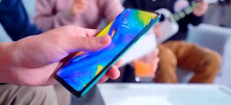Xiaomi Mi Mix 3: primeiro trailer pode confirmar leitor de digitais na tela