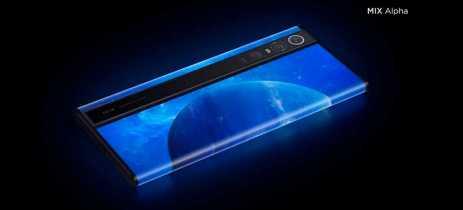 Xiaomi Mi Mix Alpha é apresentado com design inovador e câmera de 108MP