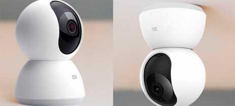 Bug em câmeras de segurança Xiaomi Mi Home mostra gravações de outros usuários
