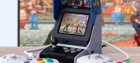 Xiaomi relança o SNK NeoGeo Mini Game, com 40 jogos clássicos