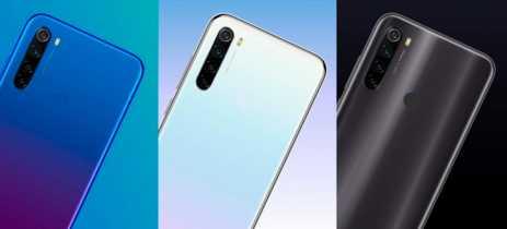 Xiaomi anuncia Redmi Note 8T com NFC e carregador rápido de 18W na caixa