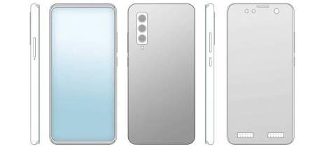 Tela removível? Xiaomi registra patente inovadora para smartphone