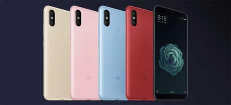 Xiaomi Mi 6X é anunciado oficialmente e será lançado em 27 de abril
