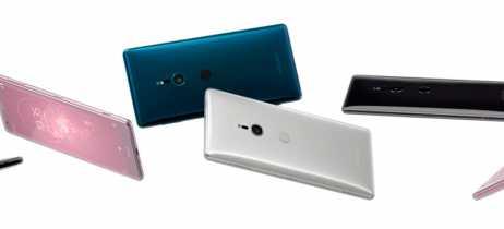 Sony lança o Xperia XZ2 e Xperia XZ2 Compact no Brasil
