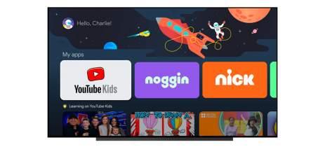 Google TV começa a receber perfil de crianças na versão de Chromecast