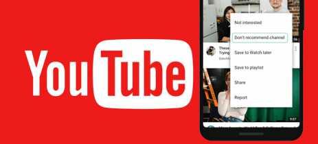 Youtube lança novos recursos para gerenciar melhor as recomendações da Home