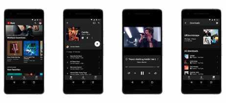 Google apresenta serviços de assinatura YouTube Music e Premium