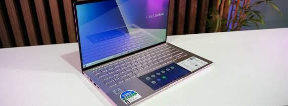 Análise: Zenbook 14 UX434F - quando o touchpad é uma segunda tela
