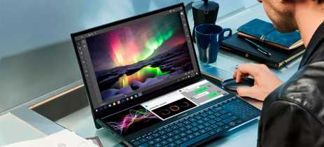Asus Zenbook Pro Duo já está disponível no Brasil por R$29.699!