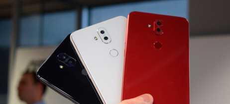 Asus lançará Zenfone 5 Selfie Pro exclusivamente no Brasil