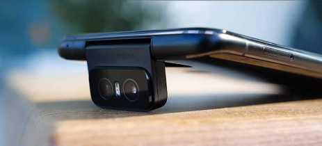 A câmera giratória do Zenfone 6 não vai estragar? E a qualidade das fotos?
