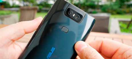 Confira detalhes do Asus Zenfone 6 em nosso hands-on!