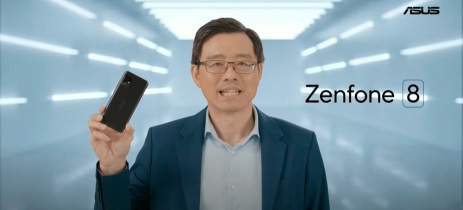 Zenfone 8 vai receber duas gerações de atualizações grandes do Android
