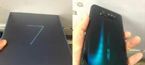 Zenfone 7 terá mesmo conceito que Zenfone 6, mas com três câmeras - Veja fotos
