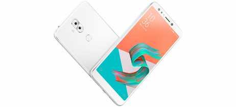 Asus apresenta Zenfone 5 Lite com 4 câmeras e tela de 6 polegadas com bordas finas