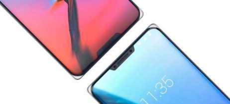 ZTE Iceberg é o smartphone com notch duplo na tela