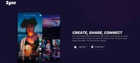 Zynn, um clone do TikTok, oferece dinheiro aos usuários e alcança o topo da App Store