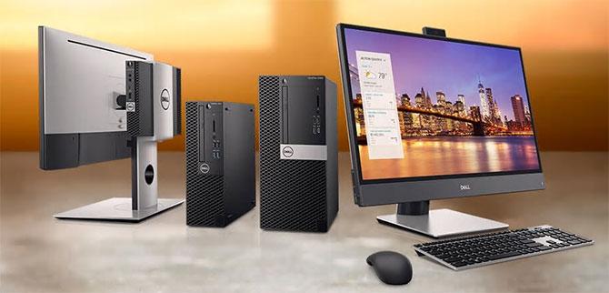 99c5dd7db Dell atualiza modelos all-in-one OptiPlex com processadores da 8ª ...