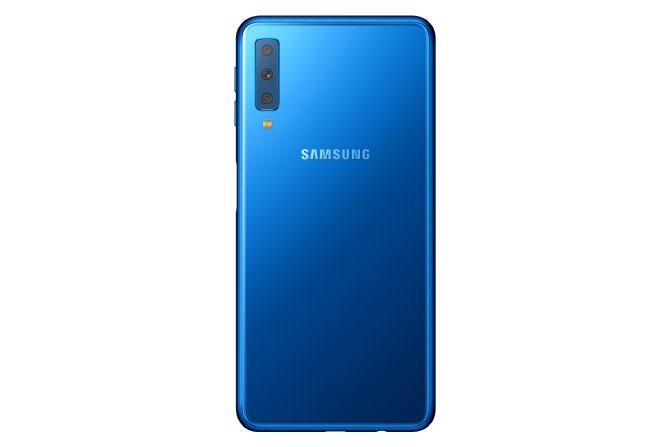Samsung Anuncia Galaxy A7 Com C 226 Mera Tripla E Processador