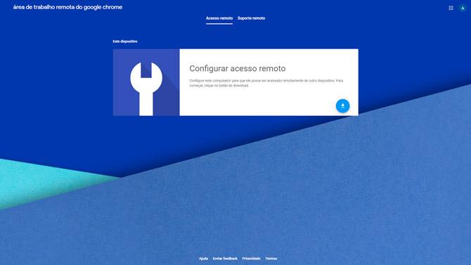 Google lança Remote Desktop, site que simplifica o acesso