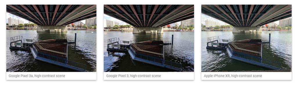 comparativo de fotos pixel 3a iphone xr pixel 3