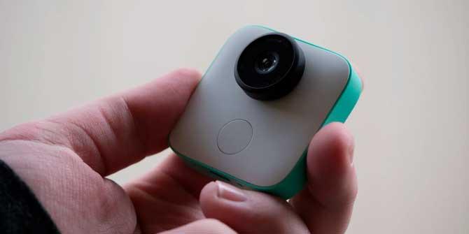 توقف Google إنتاج كاميرات Clips 1