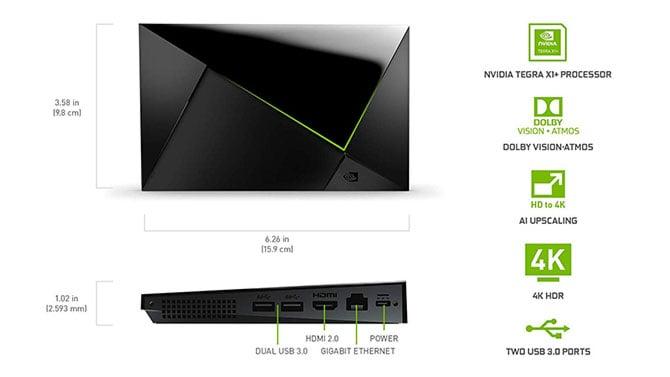 Nvidia Shield TV 2019-un spesifikasiyası internetdə yayımlanır 1