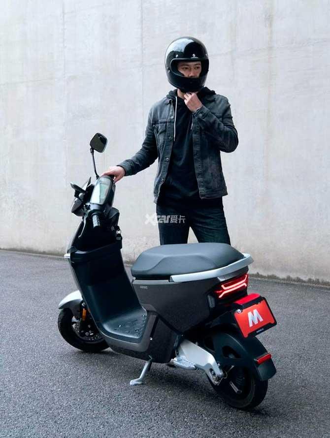 Xiaomi crowdfunding elektrikli motosiklet başlattı 1