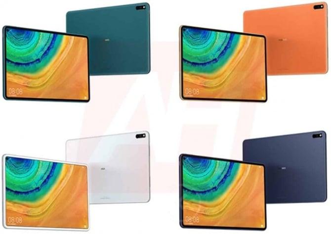 Huawei MatePad Pro aparece em vídeo oficial
