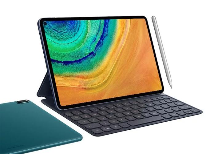Huawei anuncia o tablet MatePad Pro com até 8GB de memória RAM