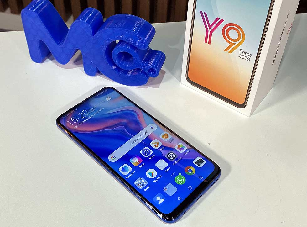 Review: Huawei Y9 Prime 2019 - RETRACTABLE CAMERA for A PRICE ACCESS!