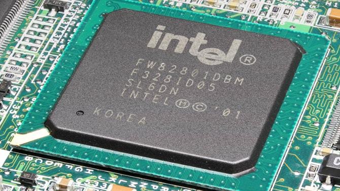 Chipset da Intel