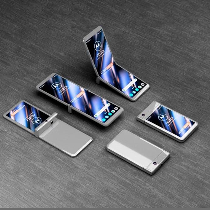 Motorola may launch folding smartphone with Moto Snaps