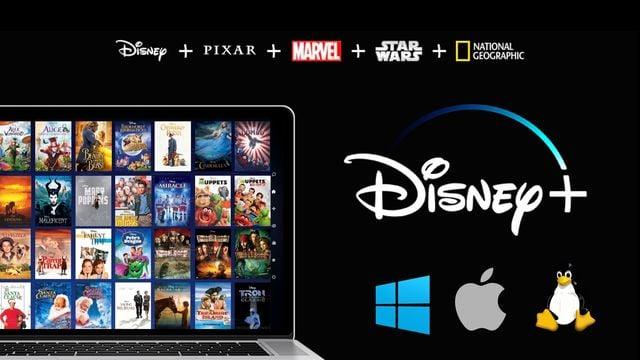 Disney+ agora funciona no Linux